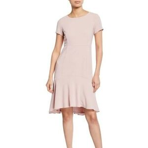 Avec Les Filles High Low Sheath Dress Size 12